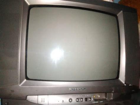 Harga Tv Merk Sharp 14 Inch jual beli tv sharp 14 inch bekas jual beli televisi