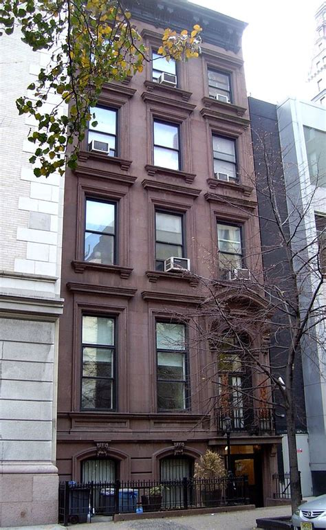 nyc row house rowhouse styles of new york city we build new and