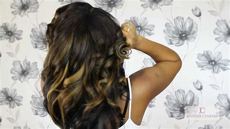 images of blond hair with hilites weaved into it how to highlight your weave before install youtube
