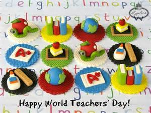 cupcakes for teachers show your appreciation on world teachers day