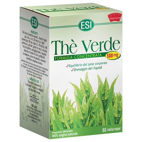 tea tree integratore alimentare integratore alimentare drenante a base di th 232 verde esi