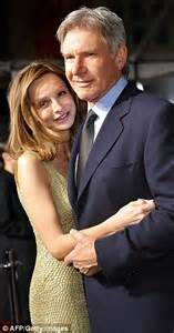 Harrison Ford Married To Calista Flockhart Third Year Of Marriage Is The Happiest So Enjoy It David