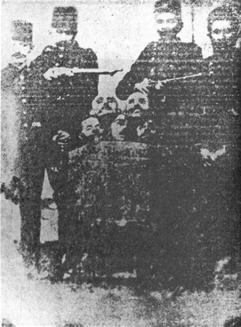 ottoman genocide armenian genocide