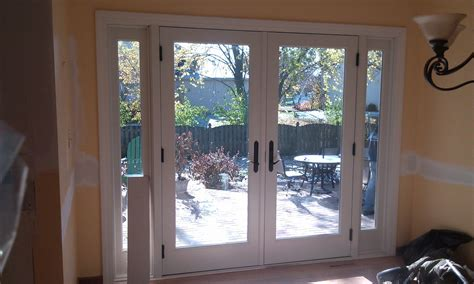 swinging patio door hinged patio doors patio design ideas