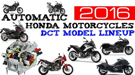 2015 honda automatic transmission motorcycle