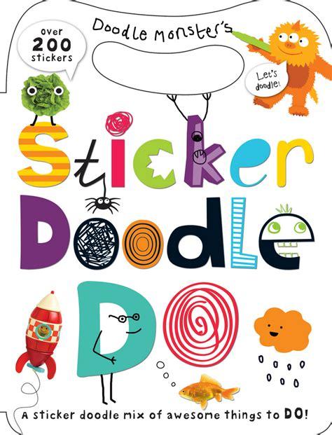 doodle do sticker doodle do roger priddy macmillan