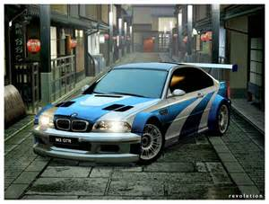 bmw aus need for speed most wanted car fakes