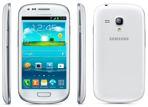 galaxy mini samsung s3 mini i8190 reset resete total
