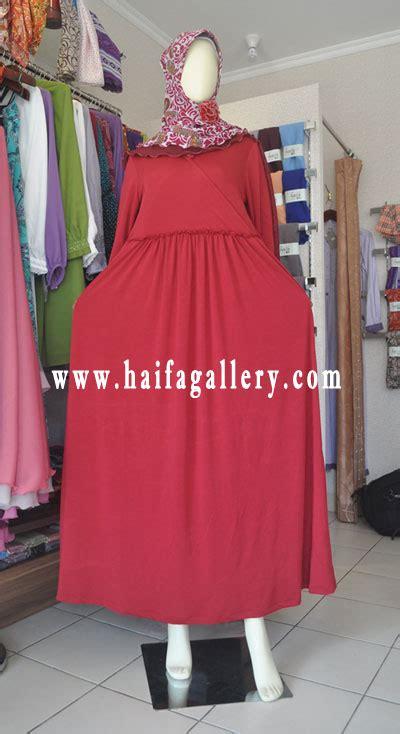 Gamis Lembut Jersey gamis jersey haifa produk terbaru yang sebenarnya lama