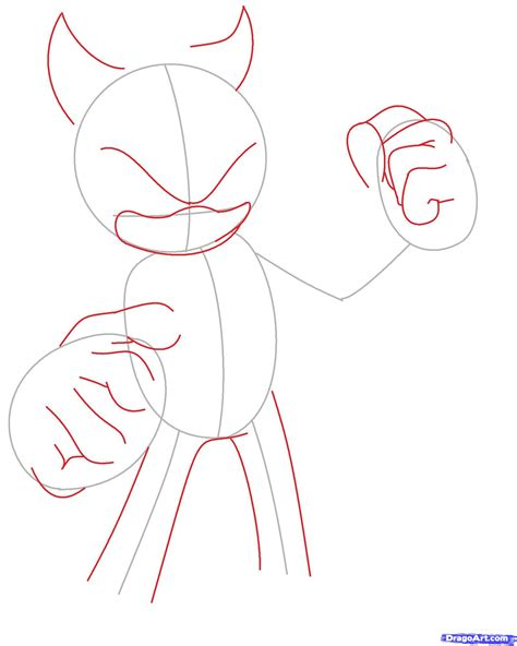 How To Draw Sonics