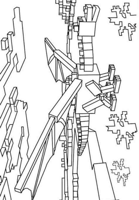 Kids-n-fun.com   19 coloring pages of Minecraft