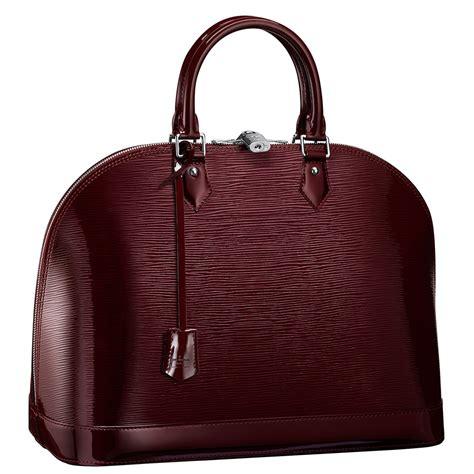 For Louis Vuitton by The Rainbow Of Louis Vuitton Epi Leather Colors Purseblog