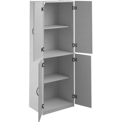 food pantry cabinet home depot tall kitchen pantry shelf food storage adjustable shelves
