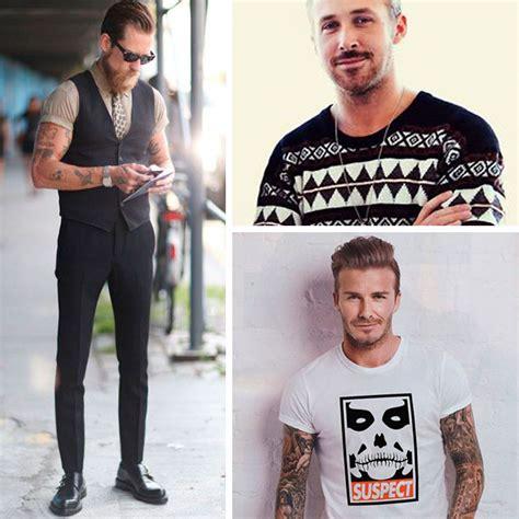 imagenes hipster para hombres ficha los 3 estilos de hombre hipster lumbersexual o