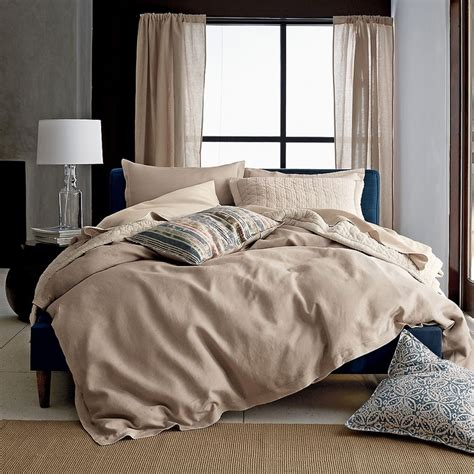 the company store comforters comfort wash solid linen comforter cover duvet cover