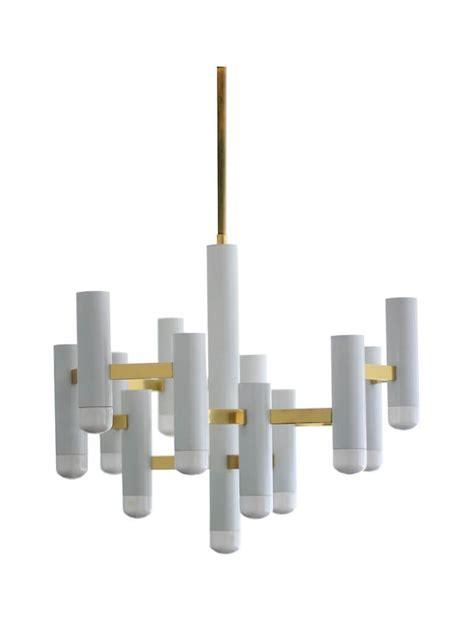 sciolari chandelier in brass special edition galleria62