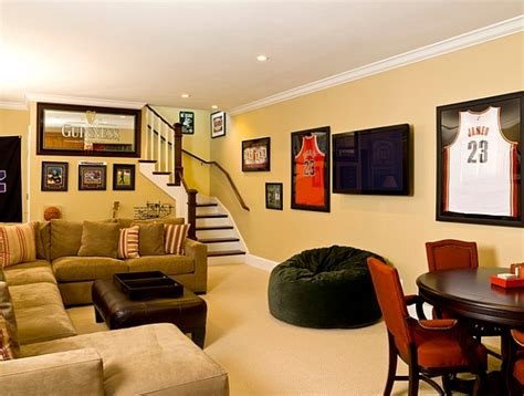 sports themed rooms framed jerseys from sports themed teen bedrooms to sophisticated man caves