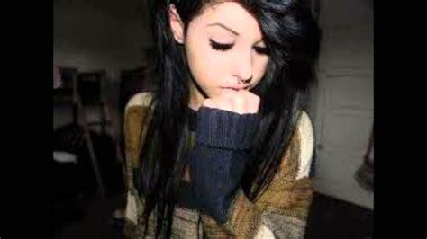 hairstyles indie girl cute scene indie girl hairstyles youtube