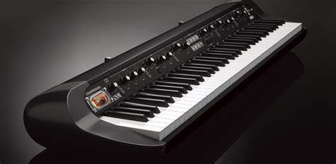 Vintage Piano Korg Sv1 73r Bk Limited sv 1 black stage vintage piano korg usa