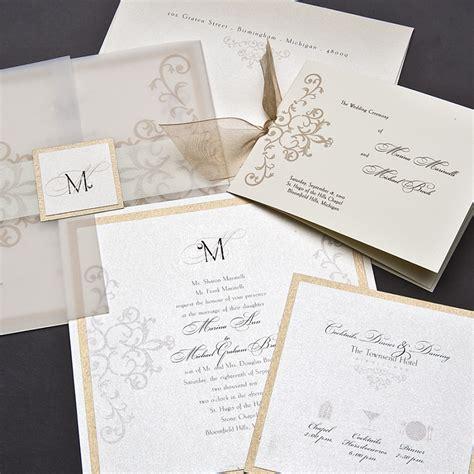 how to make printed wedding invitations festivites studio unique custom designed wedding