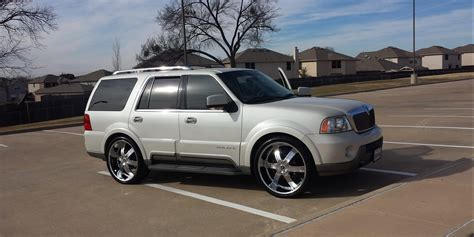 04 lincoln navigator dre3o5 2004 lincoln navigator specs photos modification