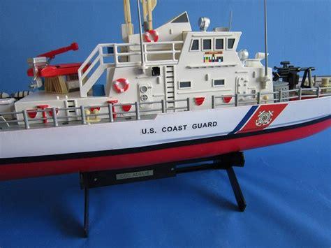 rc replica coast guard boat buy ready to run remote control uscg patrol boat 28 inch