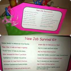 New Job Survival Kit Printable » Ideas Home Design