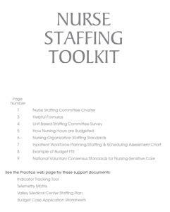 practice toolkits texas nurses association