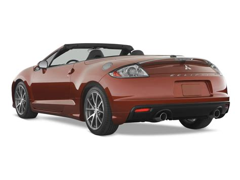 mitsubishi eclipse spyder 2013 2009 mitsubishi eclipse spyder reviews and rating motor