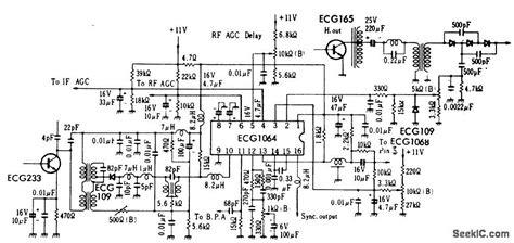 Rat Zapper Circuit Diagram