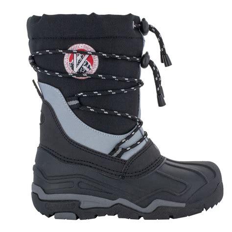 after ski boots boots after ski ouragan kimberfeel black alpinstore