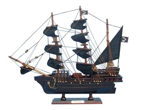 buy a boat los angeles buy wooden thomas tew s amity model pirate ship 14 inch