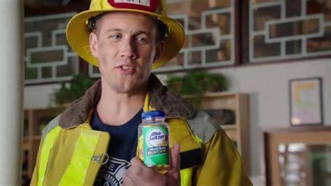 alka seltzer heartburn relief chews commercial alka seltzer heartburn relief chews tv spot fireman in