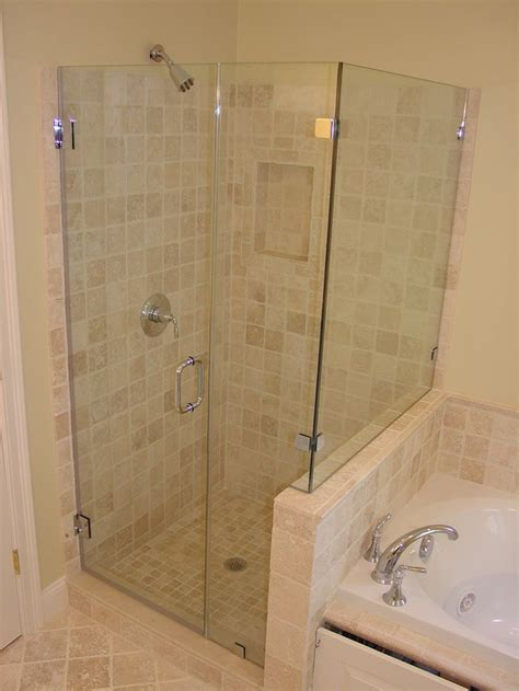 Bathroom Shower Doors Ideas Shower Door Glass Search Bathroom To Be Shower Tub And Shower Doors