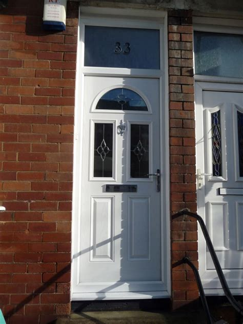 Exterior Back Door With Window Upvc Front Back Doors Southern Window Company