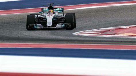Kaos F1 Vettel 1 Tx Oceanseven gp eeuu f1 2017 pole para hamilton que vislumbra el t 237 tulo sainz s 233 ptimo alonso octavo