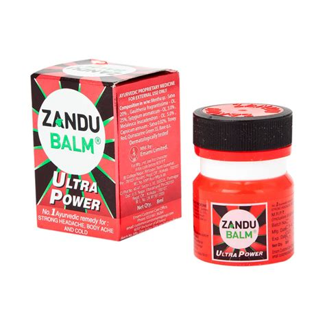 spray paint yang bagus buy zandu balm ultra power 8ml at best price from