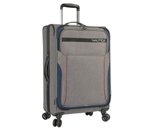 lifestyle luggage for the air ways or the high seas steve madden luggage vs luggage