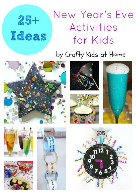 new year activity ideas for preschool the ultimate guide to new years activities for