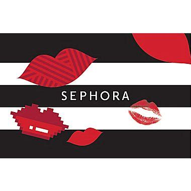 Sephora Gift Card Target - staples 50 sephora gift card for only 40 email delivery ftm