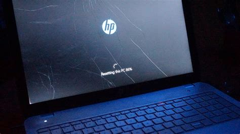 resetting hp laptop stuck at 99 how i fixed hp envy laptop running windows 10 stuck on