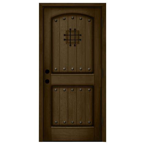 36 X 84 Exterior Door Steves Sons 36 In X 84 In Rustic 2 Panel Speakeasy