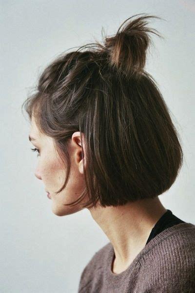 easy ways to style a bob 10 drop dead gorgeous ways to style short hair bob frisur