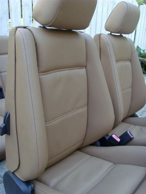 E30 Seat Upholstery by Bmw E30 Leather Seat Covers Kmishn