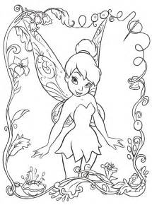 disney coloring pages pdf disney fairies tinkerbell crayola co uk