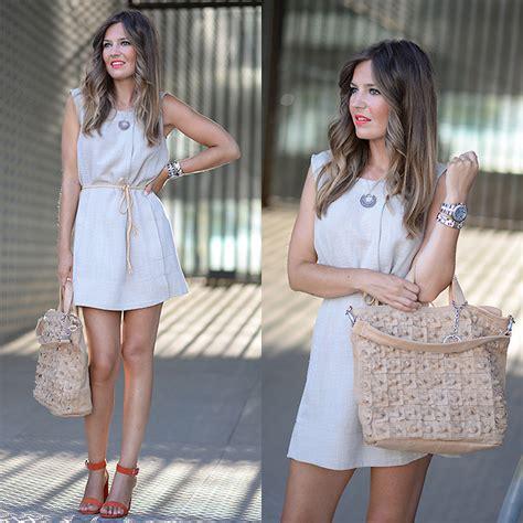 Fasiha Shoes Hellena Sonja helena cueva sheinside dress zara sandals abbacino handbag orange beige lookbook