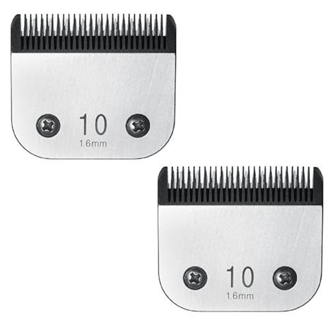 oster classic 76 clipper blades 2 clipper blades size 10 for oster classic 76 hair clippers