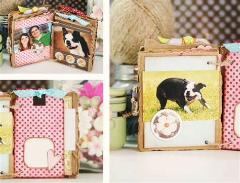 Sonoro Cubos Of Coloured Goodness by Mini Album Project Using Your Scraps Kevin Amanda