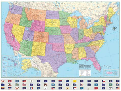 map usa for sale united states wall map paper laminated or mounted by