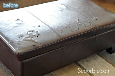 how to repair bonded leather sofa looking for the perfect chair makeover better after